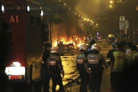 little india riot