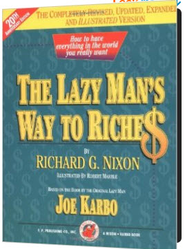 joe karbo lazy mans way to riches